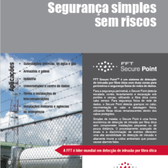 FFT Secure Point Brochure (Portuguese)