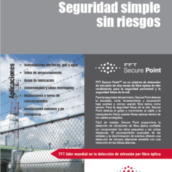 FFT Secure Point Brochure (Spanish)