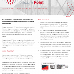 FFT Secure Point Brochure