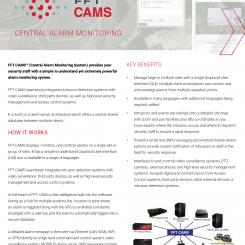 FFT CAMS Brochure